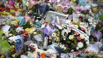 Britisches Parlament erinnert an getöteten Abgeordneten Amess - Hassbotschaften nehmen zu