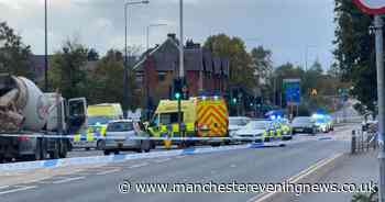 Man, 72, who died after being hit by a lorry in Tameside is named