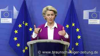 EU hat eine Milliarde Corona-Impfdosen exportiert