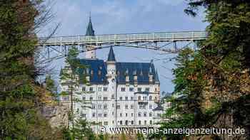 Schloss Neuschwanstein: 11-Jähriger stürzt Wasserfall hinunter - Vater kann noch schlimmeres verhindern