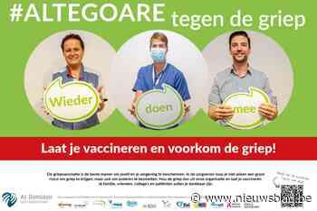VIDEO. West-Vlaamse parodie op hit van Spring moet griepvaccinatie onder ziekenhuispersoneel boost geven