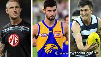 AFL news 2021: Delisted free agents, list changes, players who could play at other clubs, draft preview, rookie list
