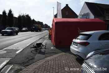 Na dodelijk ongeval met fietser: kruispunt Brielstraat-Provincialebaan wordt aangepakt<BR />