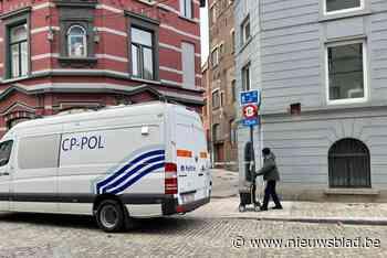 Man ligt levensgevaarlijk gewond in steegje in centrum van Gent