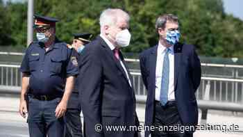 Grenzkontrollen? Seehofer plant schnelle Schritte - Merkels Sprecher macht Klarstellung
