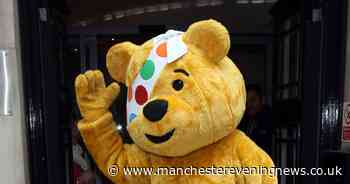 When did Pudsey become the Children in Need mascot, and why does he wear an eyepatch?
