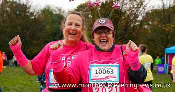 30 brilliant pictures from Sunday's Race for Life at Heaton Park