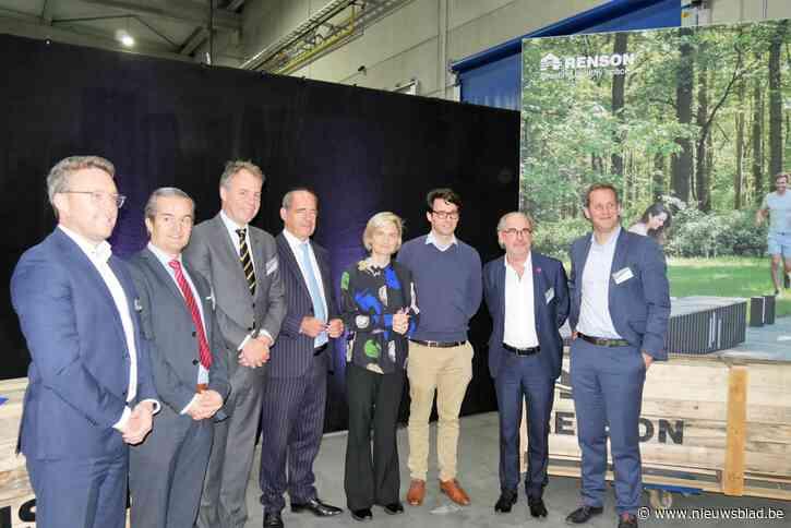 """Renson neemt nieuwe productiehallen in gebruik langs E17: """"Komende weken dringend op zoek naar vijftig werknemers"""""""