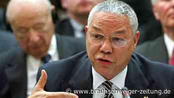Ex-US-Außenminister Powell nach Corona-Infektion gestorben