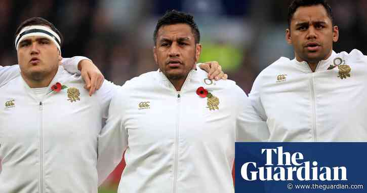 Vunipola brothers and Jamie George left out of England's autumn Test series
