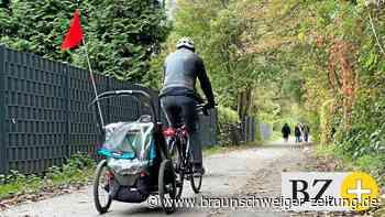 Braunschweigs Uferstraße wird zum schicken Fuß- und Radweg