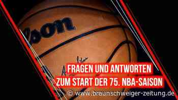 NBA: Alles Wichtige zum Saisonstart Mittwochnacht