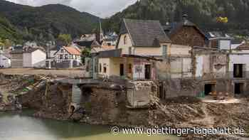 Flutkatastrophe kommt Versicherer teuer als erwartet