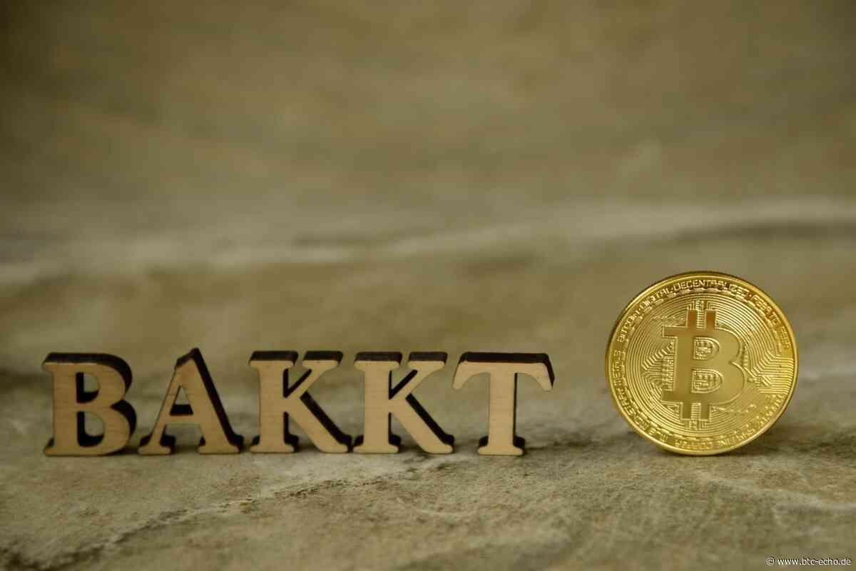 Bakkt: Börsengang einer Bitcoin-Futures-Plattform | BTC-ECHO - BTC-ECHO | Bitcoin & Blockchain Pioneers