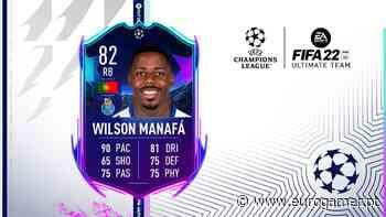 Manafá do FC Porto recebeu carta especial evolutiva em FIFA 22 - Eurogamer.pt