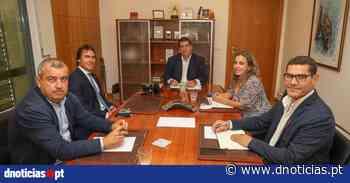 Pedro Fino reuniu-se com Nuno Batista no Porto Santo - Diário de Notícias Madeira