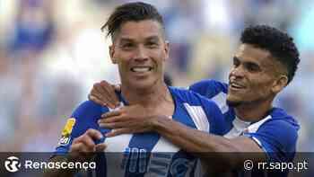 FC Porto. Diaz e Uribe já treinaram - Renascença