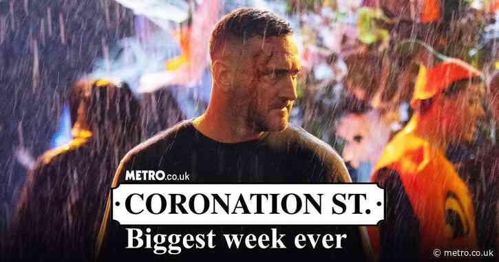 Coronation Street spoilers: Will Mellor hints dark Harvey scenes will get complaints