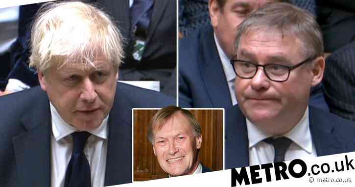 MPs pay heartbreaking tributes to 'steadfast servant' Sir David Amess