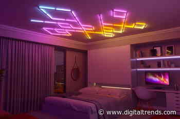 Nanoleaf Lines Review: Dazzling glow sticks for your wall