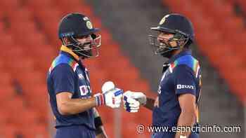 Virat Kohli: 'I will be batting at three'