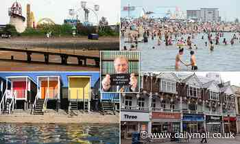 Welcome to the new CITY of Southend: Queen grants Essex seaside resort gleaming new status