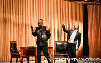 Cae Huerta en el Teatro Principal - El Sol de Irapuato