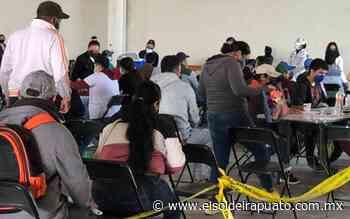 Destaca asistencia de jóvenes en jornada de vacunación - El Sol de Irapuato