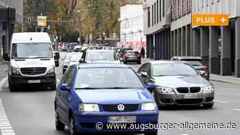 Weitere Verkehrsberuhigung: Augsburg will weniger Autos in der Karlstraße