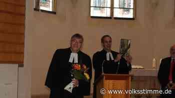 Die neuen Augen der Nicolaikirche in Oschersleben - Volksstimme