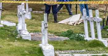 Restos exhumados de cementerio de Dabeiba fueron entregados a sus familias - El Colombiano