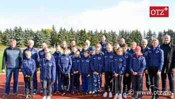 27 junge Kader aus Greiz und Zeulenroda in der Leichtathletik berufen - Ostthüringer Zeitung