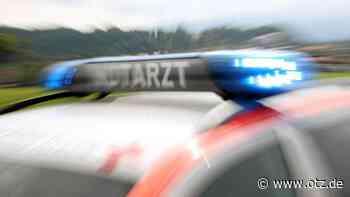 Nach Irrfahrt in Greiz: Eine Verletzte, Stromausfall, Straßen gesperrt - Ostthüringer Zeitung