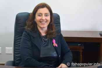 Márcia Pedersetti assume como Prefeita de Garibaldi - Folha Popular