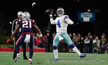 Stephen Jones on Dak Prescott: Anytime your quarterback gets an MRI, you're a little nervous