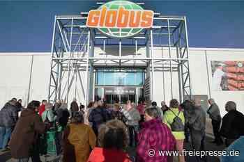 Globus: Regionalmarke kommt bei Kunden gut an - Freie Presse