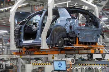 Umfrage: Die Wirtschaft in Südwestsachsen erholt sich - Freie Presse