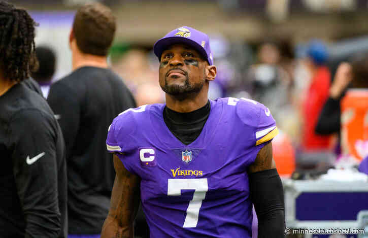 Vikings CB Patrick Peterson Out At Least 3 Games After Injuring Hamstring