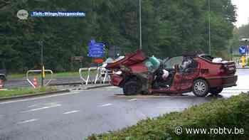 Vrouw van 27 overleden na zwaar ongeval in Tielt-Winge vorige week dinsdag - ROB-tv