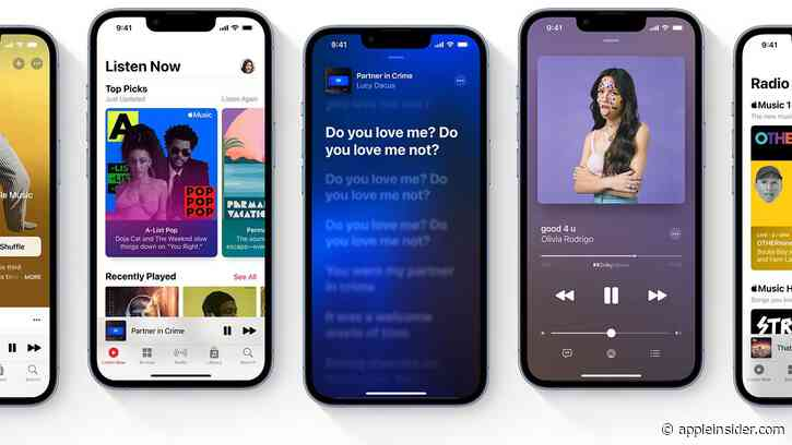 Apple hints at Apple Music app for gaming consoles