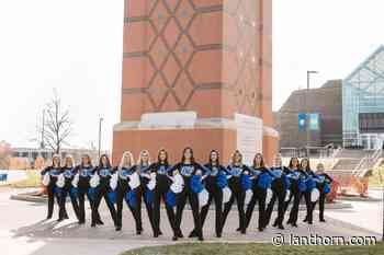 GV Club Pompon returns to the Griffins for season opener - Grand Valley Lanthorn