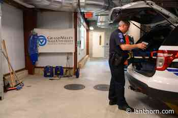 GVPD launches fingerprinting, prescription drop-off services – Grand Valley Lanthorn - Grand Valley Lanthorn