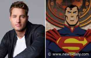 Justin Hartley on Doing the 'Flawed' Man of Steel Justice for 'Injustice' - News-Daily.com