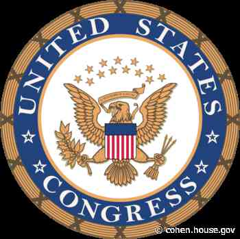 Congressman Cohen Announces Department of Justice Grant Addressing Sexual Abuse by Youths - Congressman Steve Cohen