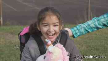 Variety Week: Prince George girl receives gift of independence