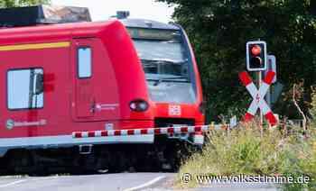 Massive Einschränkungen für Pendler: Störungen im Zugverkehr auf der Bahnstrecke Braunschweig-Wolfsburg angekündigt - Volksstimme
