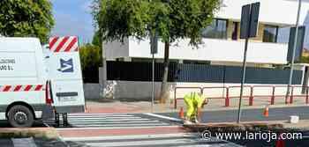 La Guindilla: «Busque la diferencia entre la zona recién pintada y la otra» - La Rioja