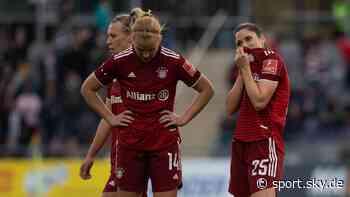 Frauen-Bundesliga: Bayern verliert in Frankfurt & Wolfsburg in Hoffenheim - Sky Sport