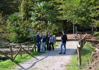 Gli studenti del liceo Curie di Tradate per il sito archeologico di Castelseprio - varesenews.it