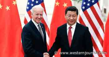 Commie-Enabling Biden Buys Chinese Drones from Company Trump Blacklisted Over Security Dangers